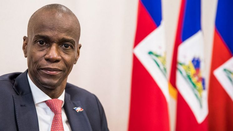 Haitian President Jovenel Moise killed in attack at his ...